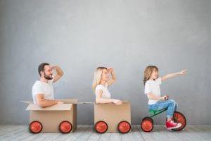 Baukindergeld als staatliche Förderung