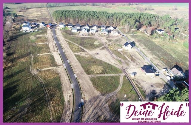 Wohnbau-Grundstücke bei Oranienburg kaufen